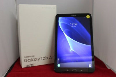 Samsung Galaxy Tab A6 32gb WiFi only Tablet SM-T580 Black Brand New, Unopened