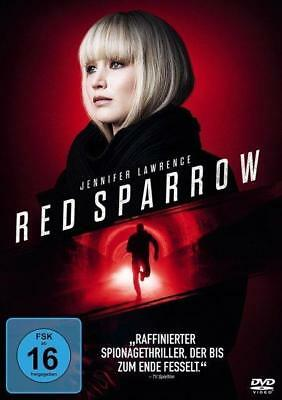Red Sparrow (DVD) Francis Lawrence DVD Deutsch 2018