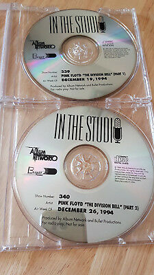 Pink Floyd ★ The Division Bell ★ In The Studio ★ Radioshow ★ 2 CD Set
