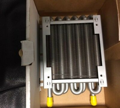 Thermatron Engineering , 720s MB0 Liquid To Air Heat Exchanger With Cooling Fan