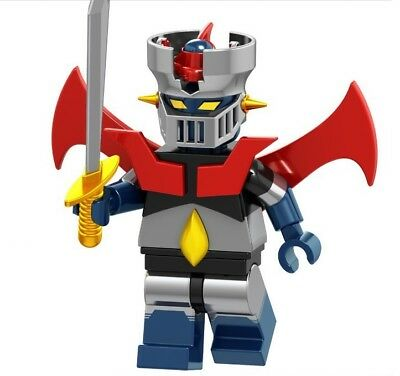 █ Buy 2 Get 1 Free █ Mazinger Z Medicom Custom Mini Figure Minifigs Block XL020