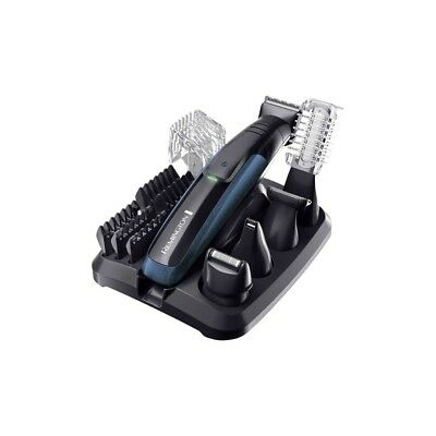 Remington PG6150 Personal Groomer Groom Kit schwarz/blau NEU & OVP