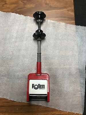 Rollem Numbering Head