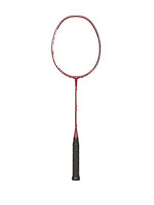 NEW YONEX Red Duora 7 Graphite Badminton Racket Unstrung W Carry Case 421747