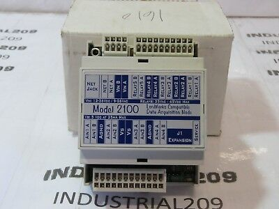Lonworks Compatible Data Acquisition Node Model 2100 New