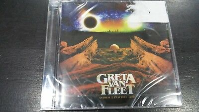 Greta Van Fleet - Anthem Of The Peacefull Army (Cd Sigillato 2018)