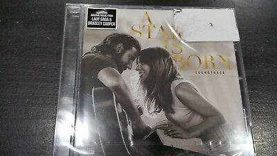 Lady Gaga - A Star Is Born (Original Soundtrack) (Cd Sigillato 2018)