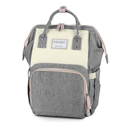 ViViSecret Limited Edition Nappy Changing  Diaper Bag Backpack UK
