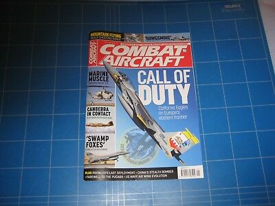 Combat Aircraft Monthly - January 2019 - Volume 20 Number 1.
