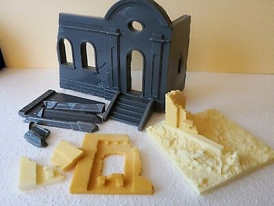 Mini Art Russin Ruine und 1.Resin Base in 1/35