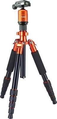 Rollei Stativ Compact Traveler No.1 Tripod orange