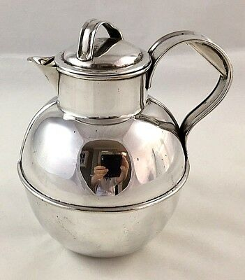 Sheffield Silver Plate Jersey Cream Can or Jug – 1 ½ pint