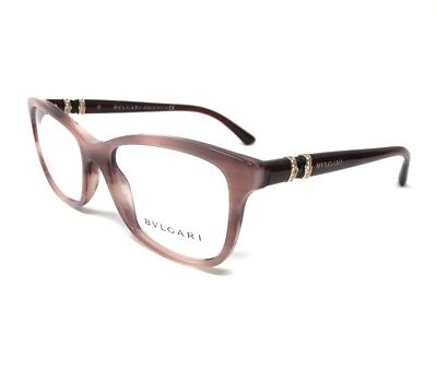 4bb176a5c2 BVLGARI RX EYEGLASSES Frames 2178 278 52x17 Pale Gold   Beige Made ...