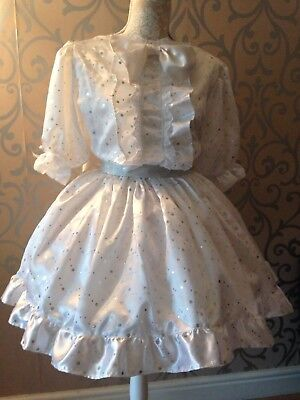 Made To Measure Sissy Maid * Adult Baby * Fetish * Cd/Tv * Prissy * Dress