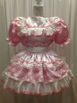 Made To Measure Sissy Maid * Cd/Tv * Prissy * Fetish * Dress * Any Colour