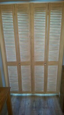 Beautiful French  style shabby chic shutters