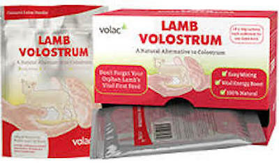 Lamb Colostrum (Volac Volostrum)
