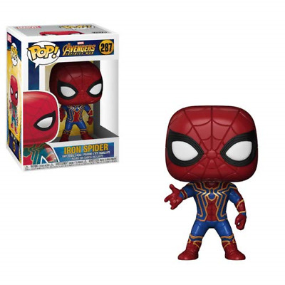 Funko 26465 Marvel Avengers Infinity War - Iron Spider Man Collectible...