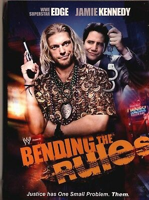 Bending the Rules DVD 2012 FACTORY SEALED BRAND NEW FREE SHIPPING TRACKING US