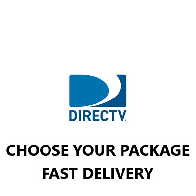 DirecTV - Choose Your Package - Fast Delivery