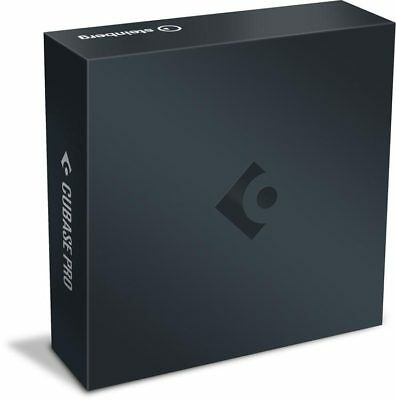 STEINBERG CUBASE PRO 10 DAW SOFTWARE RETAIL VERSION eDelivery