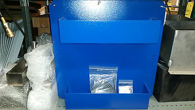 Hydramaster back door assembly shelf 163-050 NEW for carpet cleaning truckmount