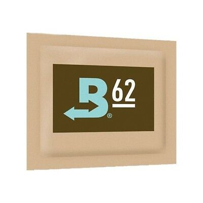Boveda RH 62% 2 Way Humidity Control Medium 8g Gram 1 Pack SAVE $$ W/ BAY HYDRO
