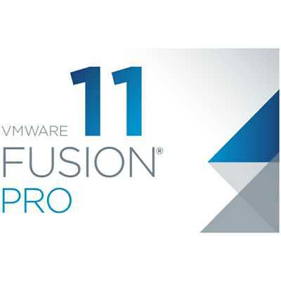 Vmware FUSION 11 PRO lifetime LICENCE 2019 FULL VERSION 5MAC Instant Delivery