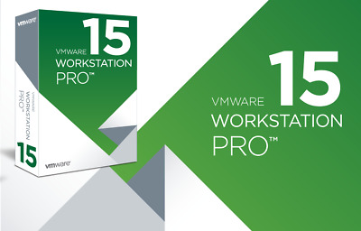 VMware Workstation 15.5 Pro for Windows 5PC Lifetime FAST DELIVERY