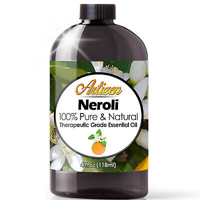 Artizen Neroli Essential Oil (100% PURE & NATURAL - UNDILUTED) - 4oz