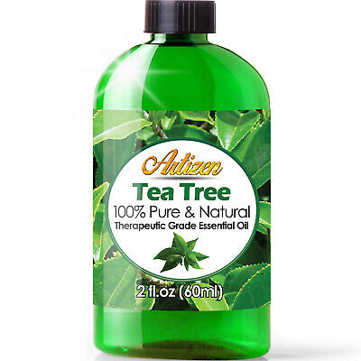 Artizen Tea Tree Essential Oil (100% PURE & NATURAL - UNDILUTED) - 2oz