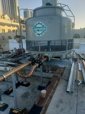 cooling tower 125 ton