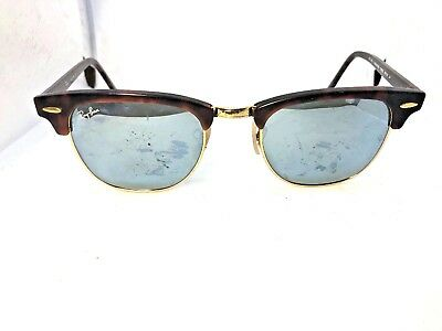 a25eed346a ... france ray ban clubmaster frame rb3016 1145 30 51 21 145 3n 617cd b3628