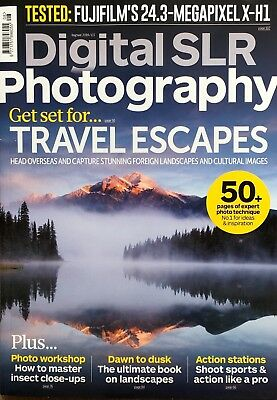Digital Slr Photography - August 2018 - Issue 141