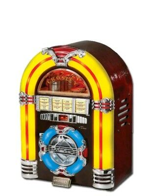 tabletop jukebox with CD player
