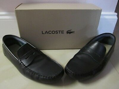 90bb40a353e LACOSTE CONCOURS. DRIVING Shoe   Slip on Loafer   Moc. US Mens Size ...