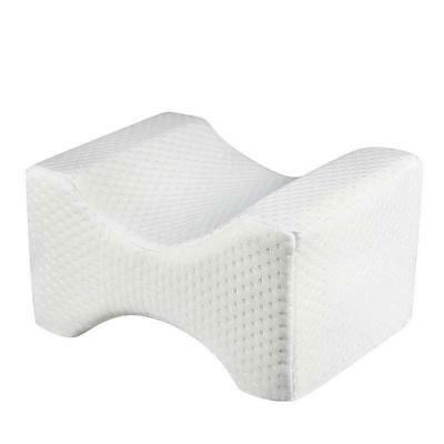 Contour Memory Foam Leg Pillow Orthopaedic Firm Back Hips Knee Support Hot