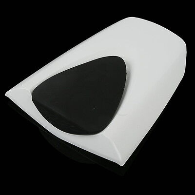 Motorcycle Rear Seat Cover Cowl White For HONDA CBR600RR CBR 600RR 2007-2012 08