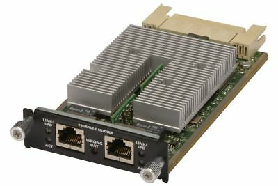 Dell PowerConnect 6200-XGBT 10GBASE-T X901C 0X901C Dual Port Module