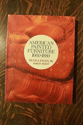 American Painted Furniture 1660-1880 - By Fales & Bishop - Wow!!! Like New!!!