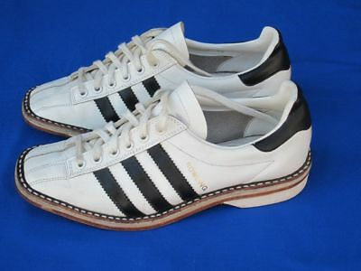 adidas BOWLING vintage  trainers 70er 80er made in yugoslavia uk 4 1/2  37 1/2