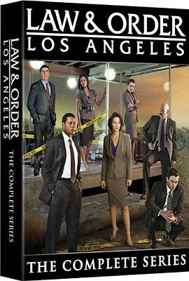 Law And Order - Los Angeles - The Complete Series (Boxset) (Dvd)