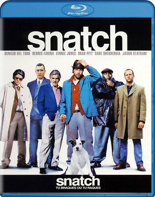 Snatch (Blu-Ray) (Bilingual) (Blu-Ray)