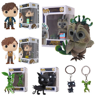 Funko Pop Fantastic Beasts and Where to Find Them Augurey Newt Scamander Figure