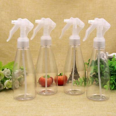200ml Cleaning Clear Trigger Hand Watering Spray Bottle Spray Plastic Empty PP