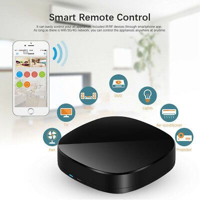 SMART WIFI REMOTE Control Infrared IR For APP TV Alexa Google Home IFTTT  Android