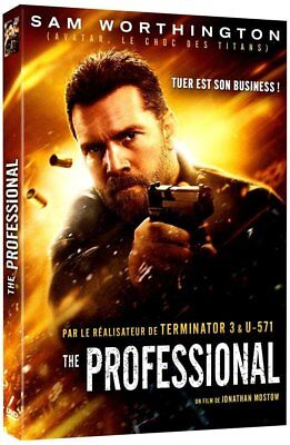 DVD THE PROFESSIONAL Neuf Sous Blister