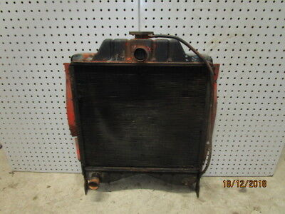 David Brown 1290/1390 Radiator in Good Condition