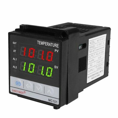 Hot Sell PID Controlling Temperature Controller Relay/SSR Output Thermoregulator