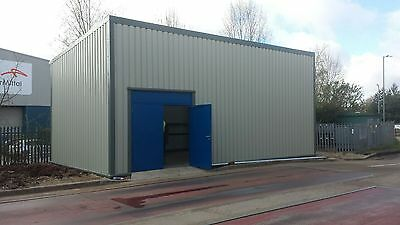 New Industrial Steel Framed Building / Storage / Warehouse / Office No 08